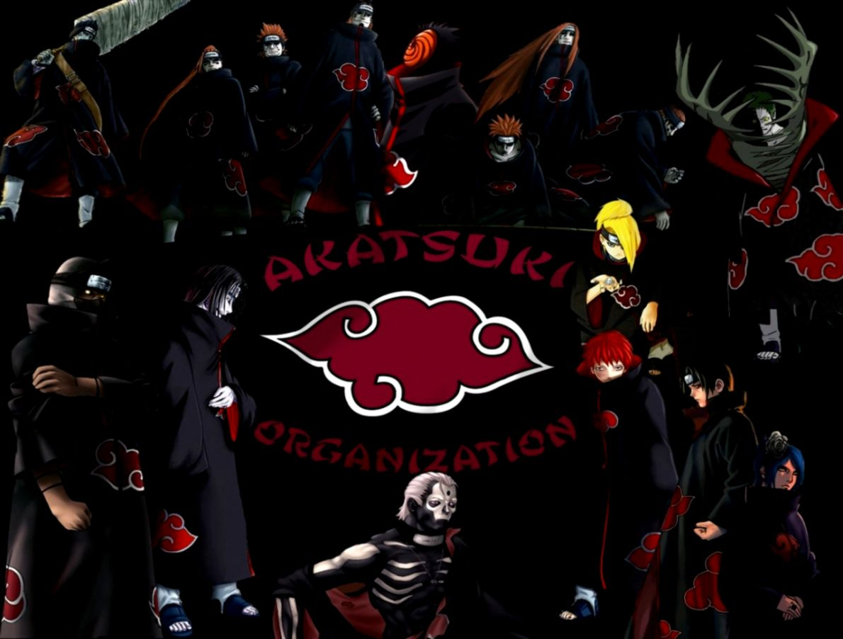 61 akatsuki naruto hd wallpapers background images wallpaper