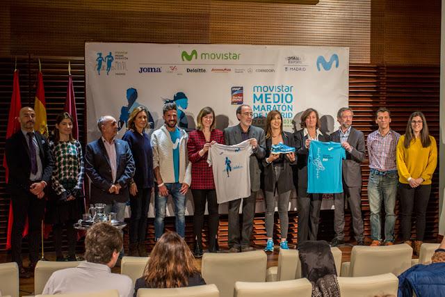 Runnig y Big Data en la Movistar Media Maratón de Madrid 2019