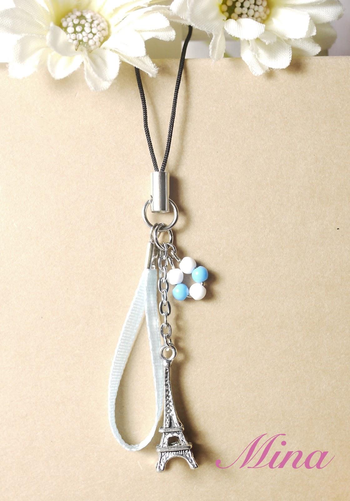 Mina手作飾品: 5/24新作品~項鍊,吊飾,手鍊