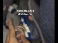 Cara melepas Modul Alarm mobil Toyota Avanza