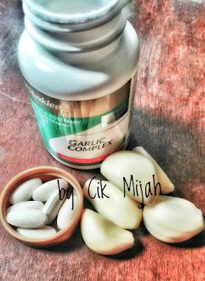 Manfaat bawang putih shaklee