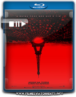 Assim na Terra como no Inferno Torrent - BluRay Rip 1080p Dual Áudio