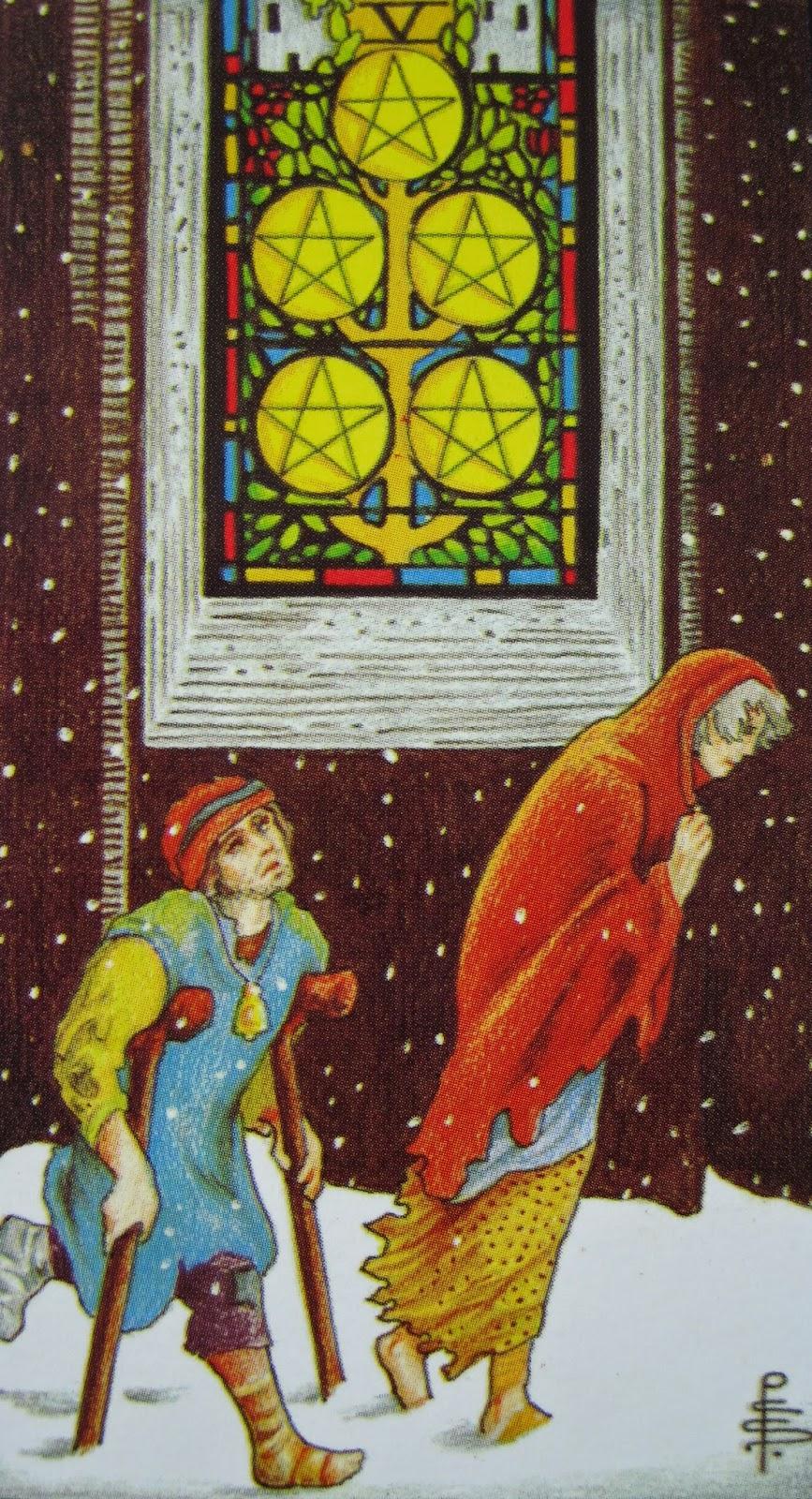 Universal Waite Tarot Deck By Mary Hanson Roberts Arthur: Alison's Alembic: Taurus In The Druidcraft Minor Arcana