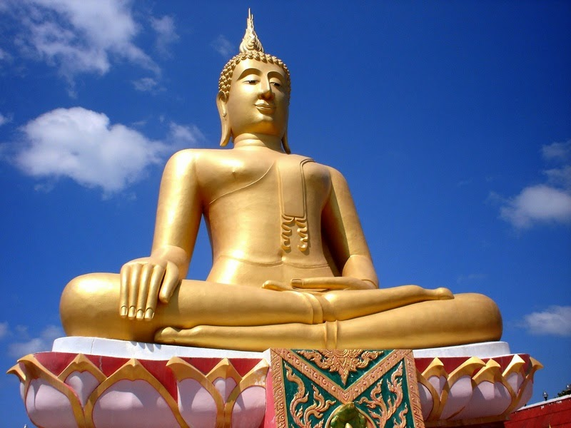 Big Buddha in Koh Samui, Thailand