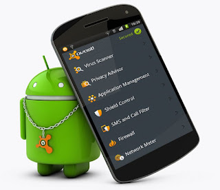 Avast Antivirus for Android: