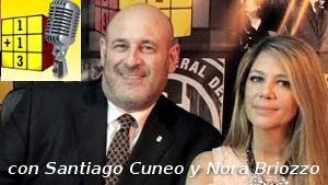 Uno mas Uno Tres - Resumen de Noticias con Santiago Cuneo y Nora Briozzo
