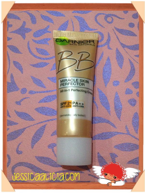 Review : Garnier BB Miracle Skin Perfector by Jessica Alicia