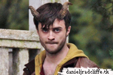 Horns: more on set pictures (1st & 3rd November)