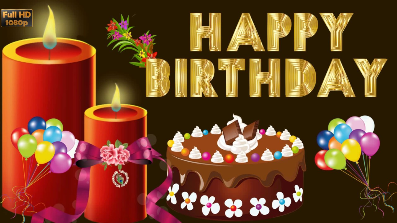 Top 10 Happy Birthday Images Greetings Pictures For Whatsap