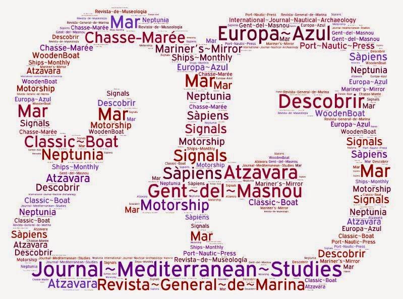 Revistes de la Biblioteca del Museu Marítim