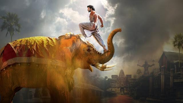 Bahubali 2 Movie Prabhas Most Magnetic Stunt HD Wallpapers