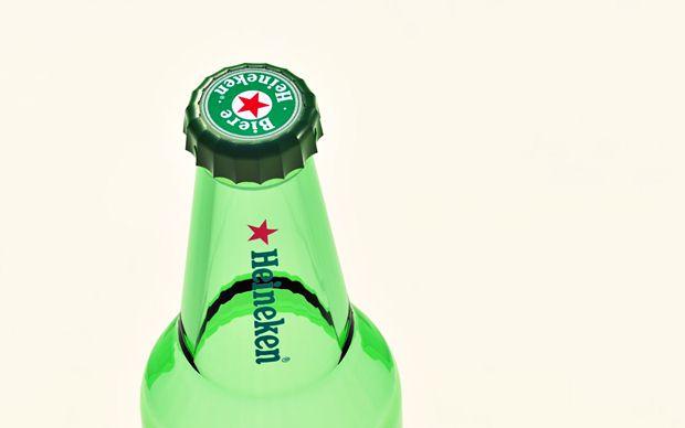 Tapón de chapa botella Heineken con Solidworks