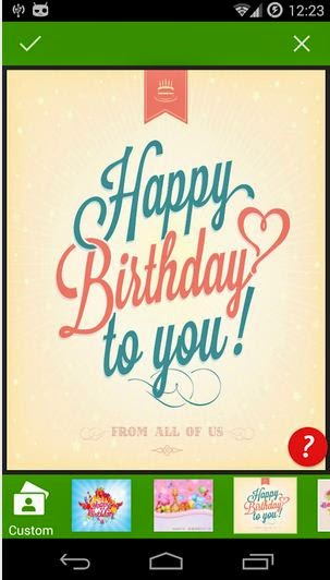 Tech Siddhi Birthday Greetings Android App Review