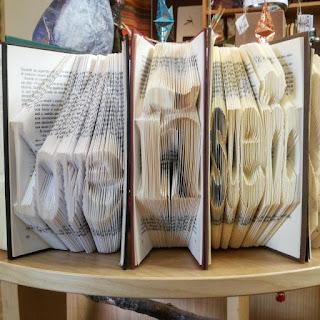 libros plegados