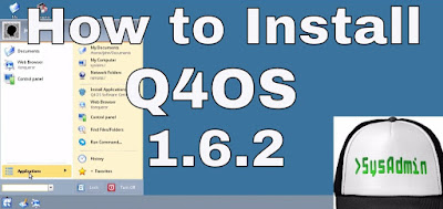 Q4OS 1.6.2 Orion