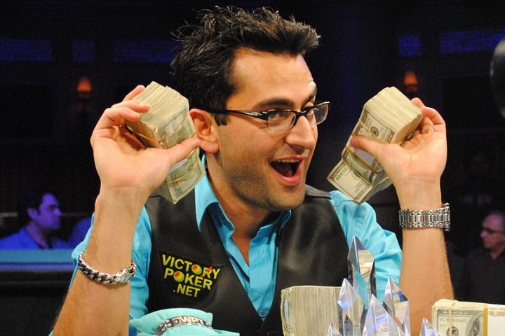 Antonio Esfandiari, Pemain Sulap yang Sukses Jadi Pemain Poker