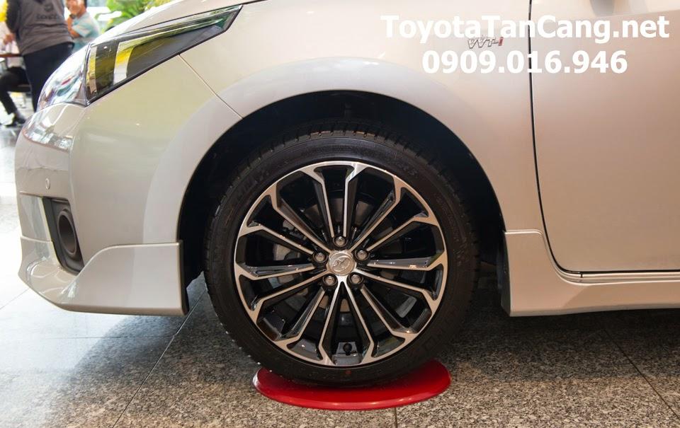 corolla altis 20 v toyota tan cang 8 - Đánh giá Toyota Corolla Altis 2.0V CVT 2015 - Giá trị đến từng chi tiết - Muaxegiatot.vn
