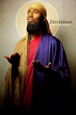 Zechariah Bible characters
