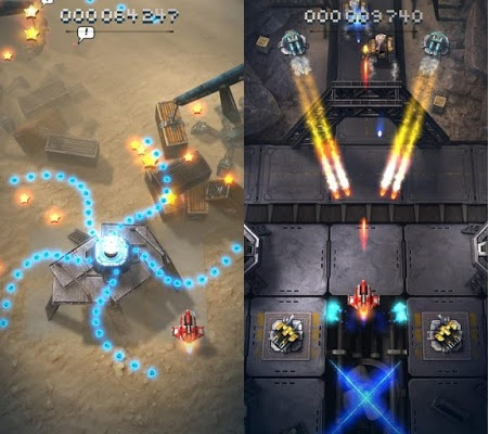 Sky Force Reloaded Mod Apk v1.65 (Stars/Ad-Free)