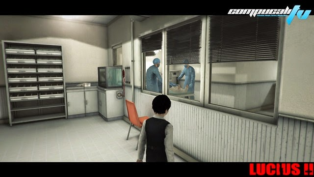 Imágenes de Lucius II PC Game