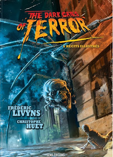 The dark gates of terror livyns avis chroniques livres addict