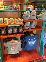 finding nemo merchandise disney world