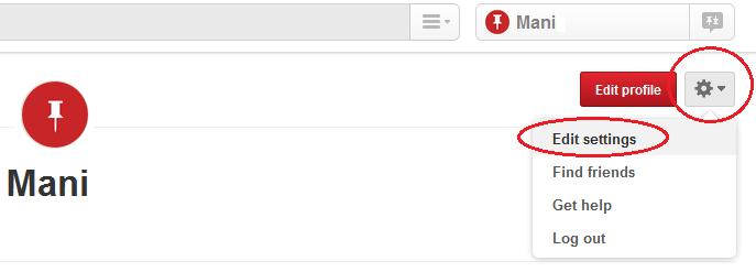 How To Delete / Deactivate / Reactivate a Pinterest Account