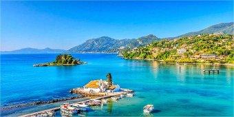 Informazioni e consigli sull'isola di Corfù