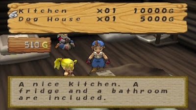 Carpenter's House Harvest Moon: Save The Homeland
