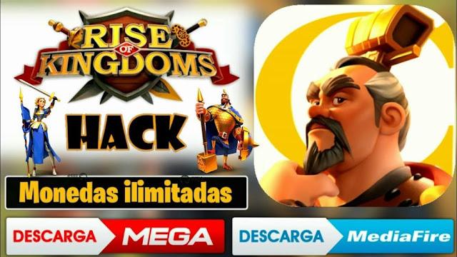 تحميل لعبة rise of kingdoms مهكرة اخر اصدار 2020