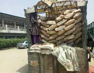 Ogun state Customs intercepts 317 sacks of Indian Hemp