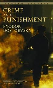 Crime And Punishment Novel by Fyodor Dostoyevsky