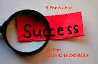 9 New Rules For Success In Today's Music business