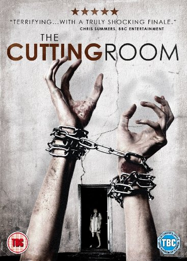 the cutting room dvd art