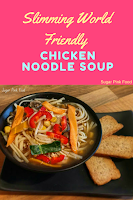 Slimming world chicken noodle soup recipe