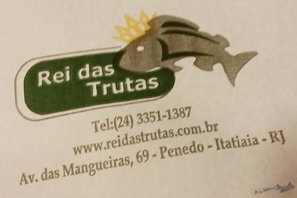 Rei das Trutas Penedo, Rio de Janeiro