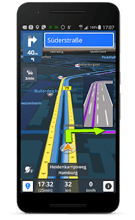 Sygic GPS Navigation & Maps v17.6.3 Patched APK is Here !