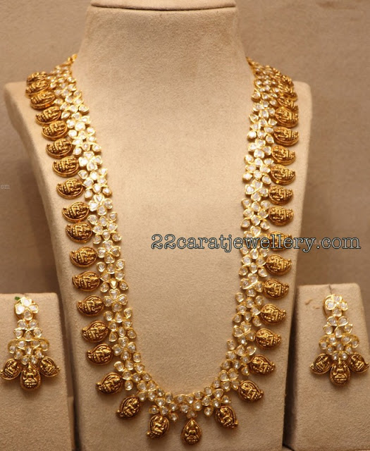 Latest Trend Mango Mala Designs