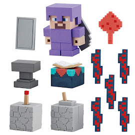 Minecraft Redstone Pack Other Figures