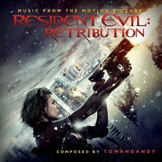 Resident Evil 5 Retribution Sång - Resident Evil 5 Retribution Musik - Resident Evil 5 Retribution Soundtrack - Resident Evil 5 Retribution filmmusik