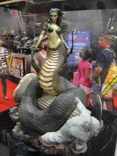 Pengalaman seorang kakek bertemu sosok ular berkepala manusia