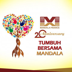 Lowongan Kerja Mandala Managerial Development Program di PT. Mandala Mutlifinance, Tbk