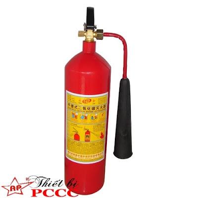 Bình chữa cháy CO2 3kg MT3