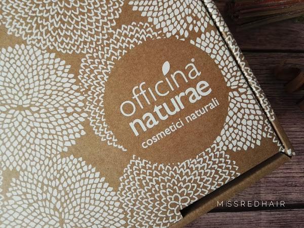 Officina Naturae: Bagnoschiuma pelle vellutata - con Uva Ursina Bio