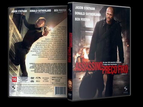 Capa DVD Assassino a Preço Fixo