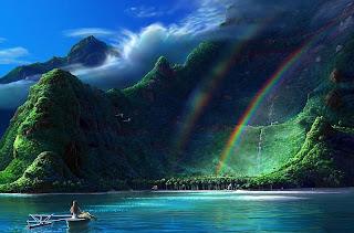 سبحان الله الخالق لجمال منظر الجنة 99570011.jpg