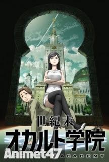 Học Viện Huyền Bí -Seikimatsu Occult Gakuin - Occult Academy 2013 Poster