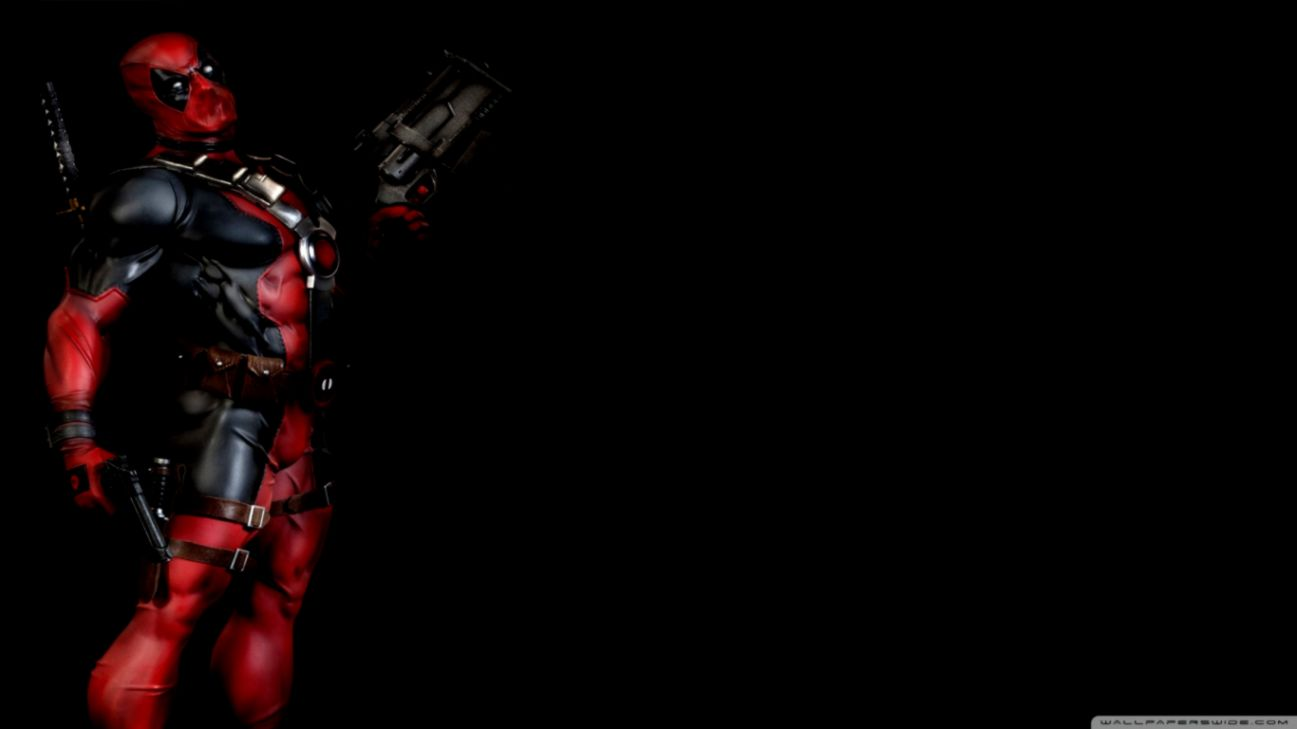 Deadpool Game Wallpaper Widescreen Love Wallpapers