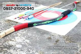 Harga Busur Panah Tradisional Modern Sukabumi - 0857 2100 0940 (Fitra)
