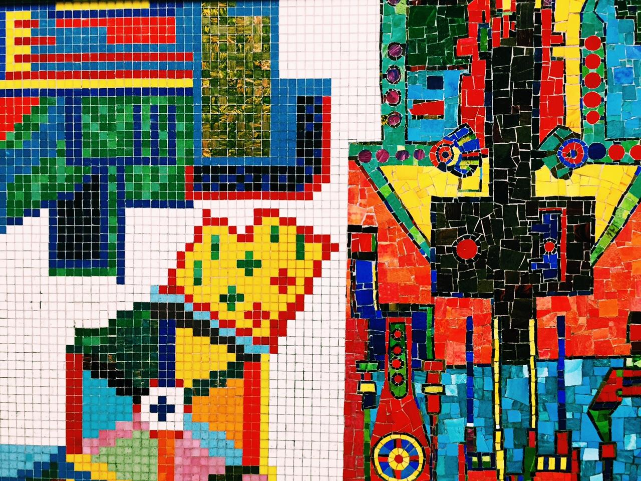 London-Wall-Art-Tottenham Court-Road-Eduardo-Paolozzi